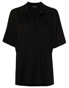 Трикотажная рубашка поло Roberto collina