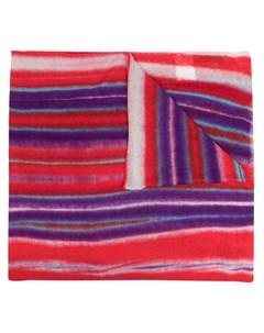 Кашемировый шарф в полоску Missoni