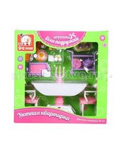 Мебель для куклы в наборе ES SR2032 S+s toys