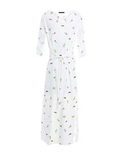 Платье длиной 3 4 Scaglione city
