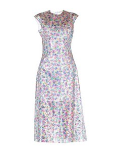 Платье длиной 3 4 Christopher kane