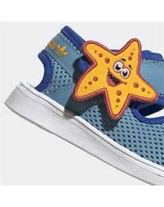 Сандалии Superstar 360 Primeblue Originals Adidas