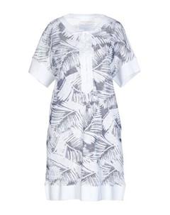 Короткое платье Majestic filatures