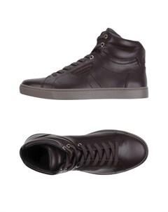 Высокие кеды и кроссовки Dolce&gabbana