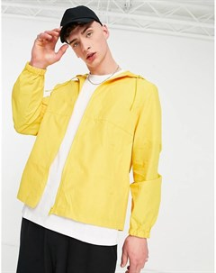 Желтая ветровка Asos design