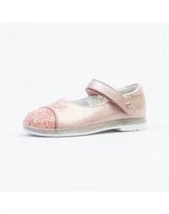 Туфли для девочки Котофей розовый Mothercare