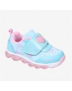 Кроссовки со светодиодами Kapika голубой Mothercare