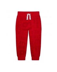 Спортивные брюки Надписи красный Mothercare