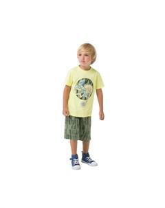 Комплект для мальчика футболка шорты К2755 Crockid