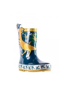 Резиновые сапоги для мальчика 8963A Kakadu