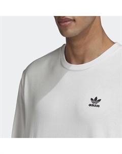 Лонгслив Back Front Print Trefoil Originals Adidas
