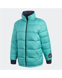 Утепленная куртка Carnforth Reversible Originals Adidas