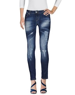 Джинсовые брюки Indaco