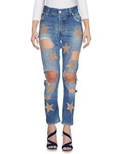 Джинсовые брюки History repeats