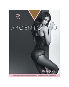 Колготки Beauty Caramello 20 M L Argentovivo