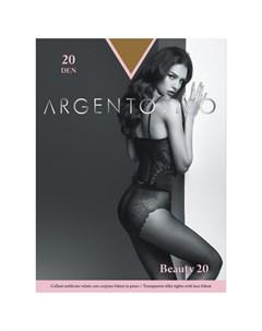 Колготки Beauty Caramello 20 L XL Argentovivo