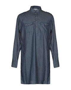 Джинсовая рубашка Christophe sauvat