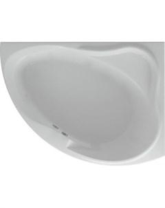 Акриловая ванна Альтаир 160х120 правая фронтальная панель каркас слив перелив ALT160 0000047 Aquatek