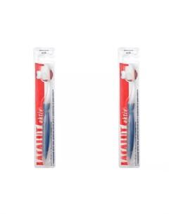 Набор Зубная щетка Актив 2 штуки Зубные щётки Lacalut