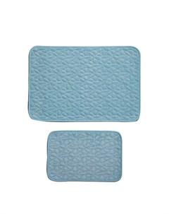Комплект ковриков для ванной Giz home