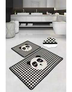 Комплект ковриков для ванной Chilai home