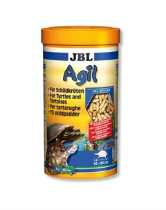 Аgil Корм для водных черепах палочки 1 л Jbl