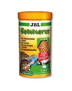 Gammarus Корм лакомство для водных черепах гаммарус 1 л Jbl