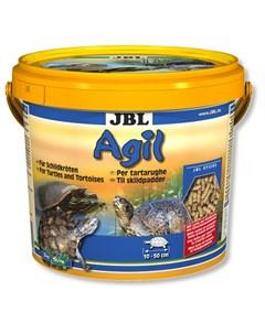 Аgil Корм для водных черепах палочки 2 5 л Jbl