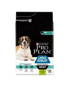 OptiDigest Large Robust Adult Сухой корм для взрослых собак крупных пород с мощным телосложением с ч Pro plan