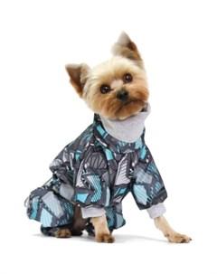 Отражение M Комбинезон для собак унисекс Clp