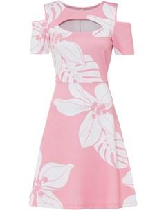 Платье с вырезами Bonprix