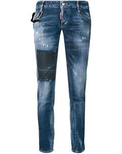 Укороченные джинсы Jennifer Dsquared2