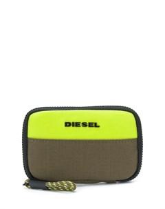 Кошелек с логотипом Diesel