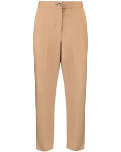 Прямые брюки с карманами Liu jo