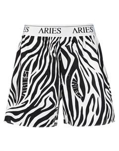 Боксеры с зебровым принтом Aries