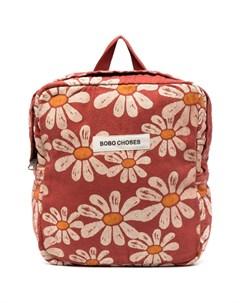 Рюкзак с цветочным принтом Bobo choses