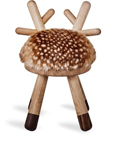 Стул Bambi из искусственного меха Eo
