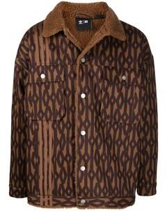 Куртка с принтом Adidas
