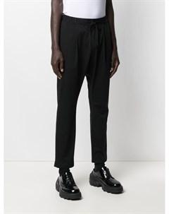 Зауженные брюки с кулиской Attachment