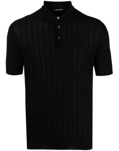 Рубашка поло в рубчик Tagliatore