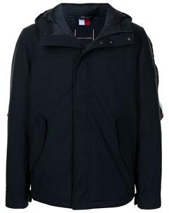 Куртка на молнии с капюшоном Tommy hilfiger