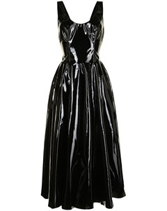 Лакированное платье Isabel sanchis