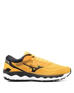 Кроссовки на шнуровке Mizuno