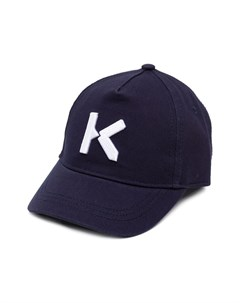 Бейсболка с вышивкой Kenzo K Kenzo kids