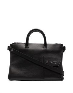 Маленькая сумка через плечо с логотипом Off-white