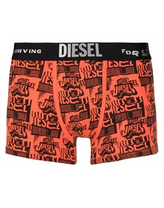 Трусы с логотипом Diesel