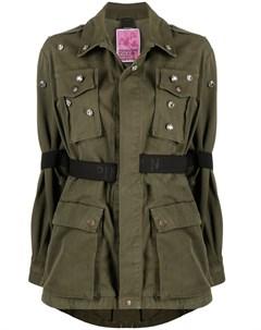 Куртки в стиле милитари Pinko