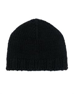 Трикотажная шапка бини Jil sander