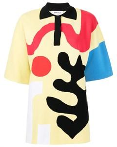 Рубашка поло в стиле колор блок Enföld