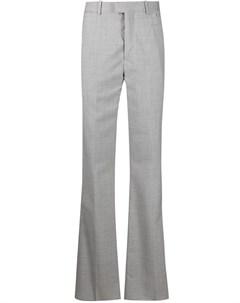 Расклешенные брюки строгого кроя Off-white